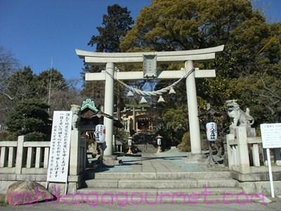 今日の八雲神社