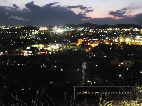 足利の夜景-大月1