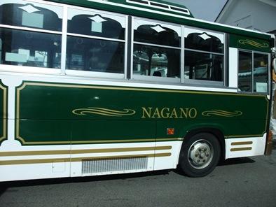 長野のバス