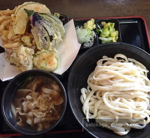 肉汁うどん 森製麺所19