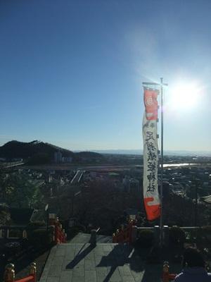 織姫神社H25正月18
