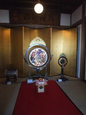 織姫神社H25正月12