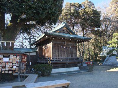 織姫神社H25正月16