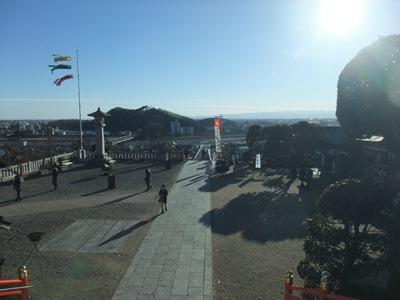 織姫神社H25正月6