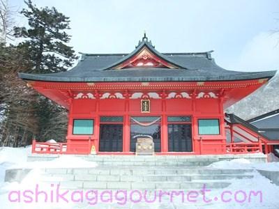赤城神社(大沼)12