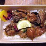 スーパー キッチン 「鳥常本店」のとり弁当と日本一の納豆 ★★★★