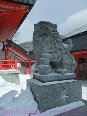 赤城神社(大沼)14