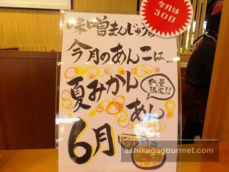味噌まんじゅう新井屋 たぬまの社14