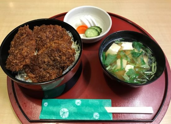 きよ水 ソースかつ丼が美味しい隠れた名店 [小料理・居酒屋]★★★★