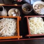 """【足利】明治創業の老舗蕎麦店 """"九一そば 第一立花"""" ★★★★"""