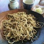 """【足利】""""伊とう"""" 織姫山の頂上にあるオシャレな蕎麦&カフェ★★★+"""
