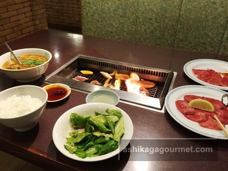 朝鮮飯店 足利店29