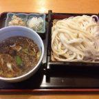 足利市駅近く 肉汁うどんが名物のお店 小島屋 [閉店]★★★