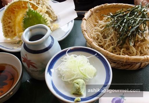 """【足利】""""石挽蕎麦 いちい"""" 比内地鶏のあるお蕎麦屋さん ★★★"""