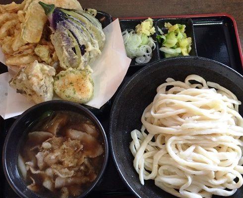 肉汁うどん 森製麺所  佐野田沼インターすぐ ★★★+