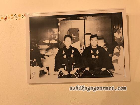 もっくもっく 昔のお店の写真