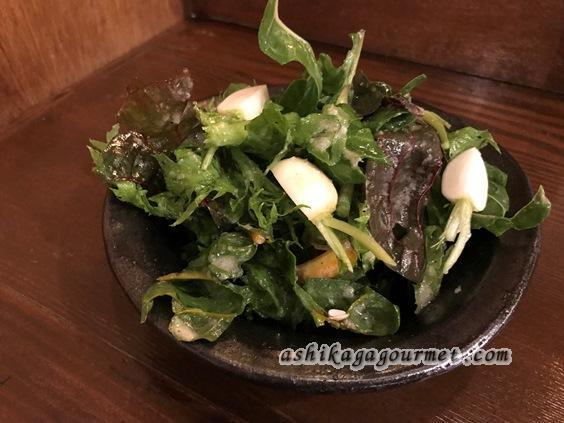 もっくもっく 京都丹後産の無農薬サラダ