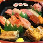 """【足利】 """"たか鮨"""" 夜でも1,000円から!安くて美味しい回転しない寿司 ★★★★"""
