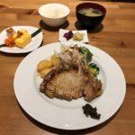 """【足利】洋食も和食ランチもある!JR足利駅南口にあるおしゃれなカフェ """"ココスプーン""""  ★★★+"""