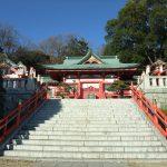 【足利】織姫神社 初詣 ★★★★