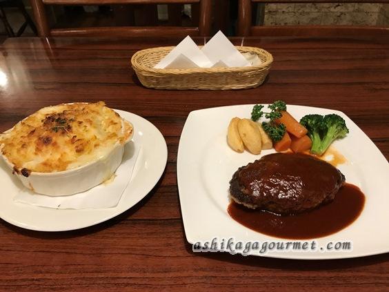 【足利】レストラン ゆり 久松町店 ★★★