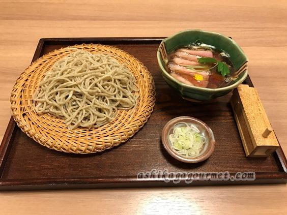"""【足利】ジャズが流れるおしゃれなお店 蕎麦切り """"稲おか"""" ★★★+"""