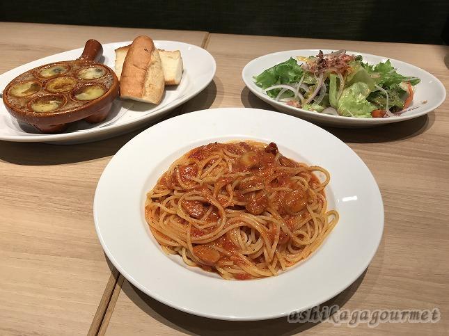 【佐野】イタリアンレストラン カプリチョーザ 佐野プレミアムアウトレット店 ★★★