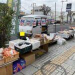 【足利】通3丁目 青物市  野菜・フルーツ・お惣菜が勢ぞろい!いでいフルーツ前 ★★★+
